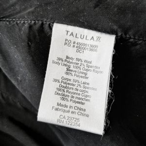 Aritzia Jackets & Coats - Tallulah Navy blazer, Navy blazer